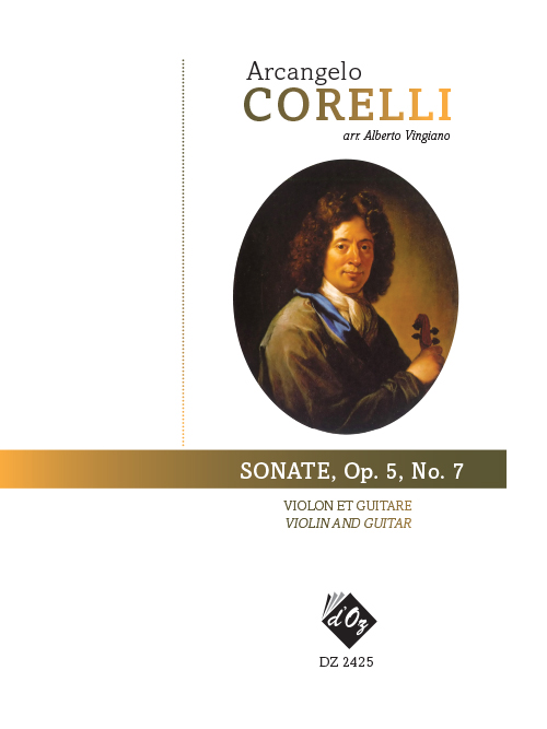 Sonate, Op. 5, No. 7