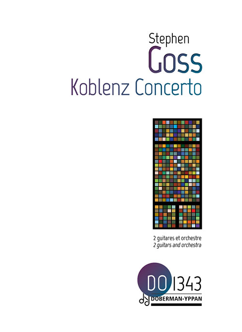 Koblenz Concerto (score)