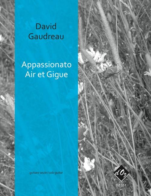 Appassionato, Air et Gigue