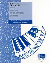 Musique d'ensemble pour pianistes, vol. 1