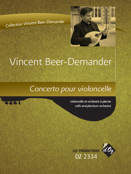 Concerto pour violoncelle