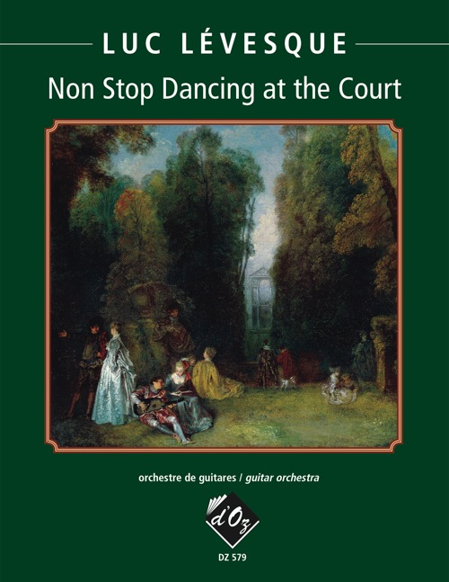 Non Stop Dancing at the Court