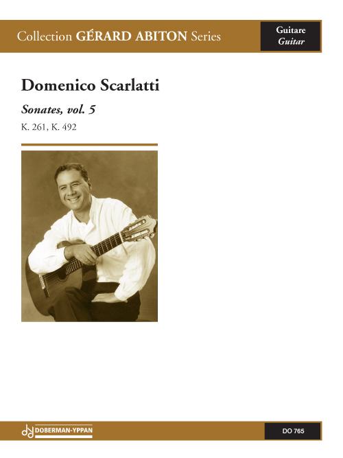 2 Sonates, vol. 5, K. 261, 492