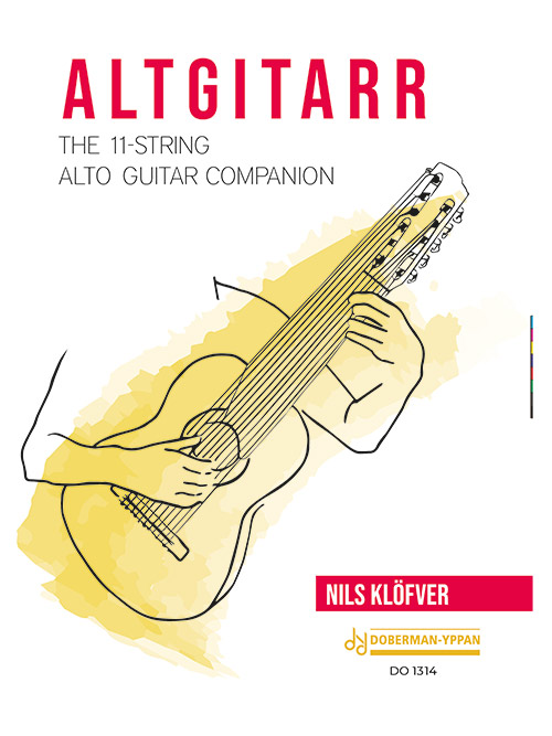 Altgitarr - The 11-string alto guitar companion