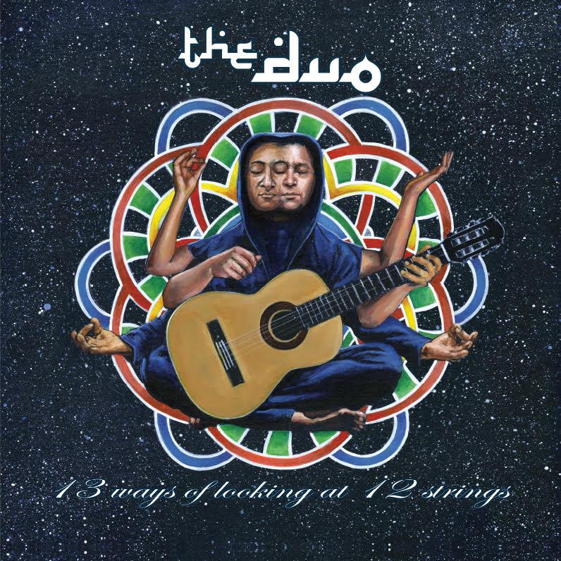 13 Ways of Looking at 12 Strings - CD