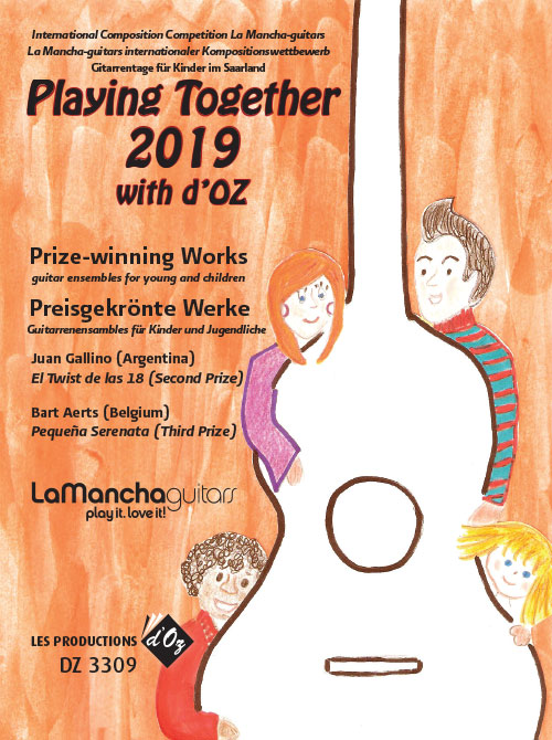 Playing Together 2019 with d'OZ