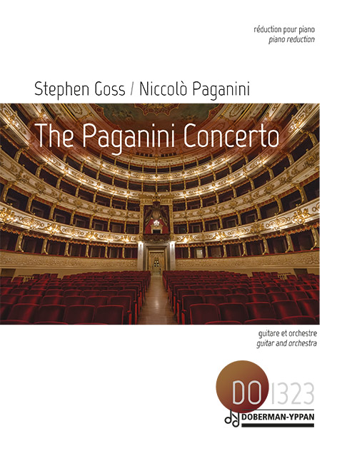 The Paganini Concerto (piano reduction)