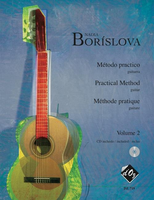 Méthode pratique pour la guitare, vol. 2 (CD incl.)