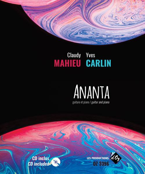 Ananta (cd inclus)