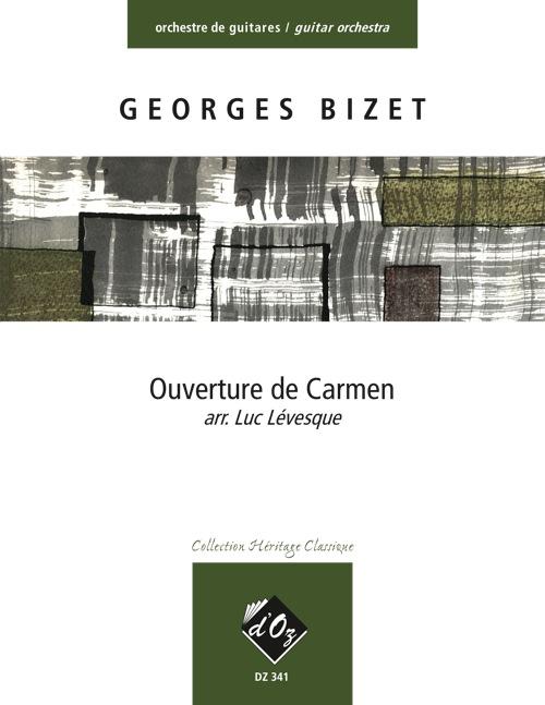 Ouverture de Carmen