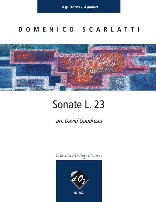 Sonate L. 23