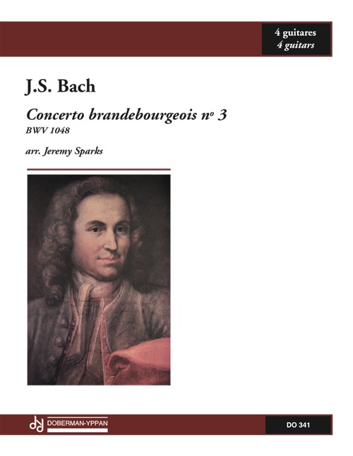Concerto brandebourgeois no. 3, BWV 1048