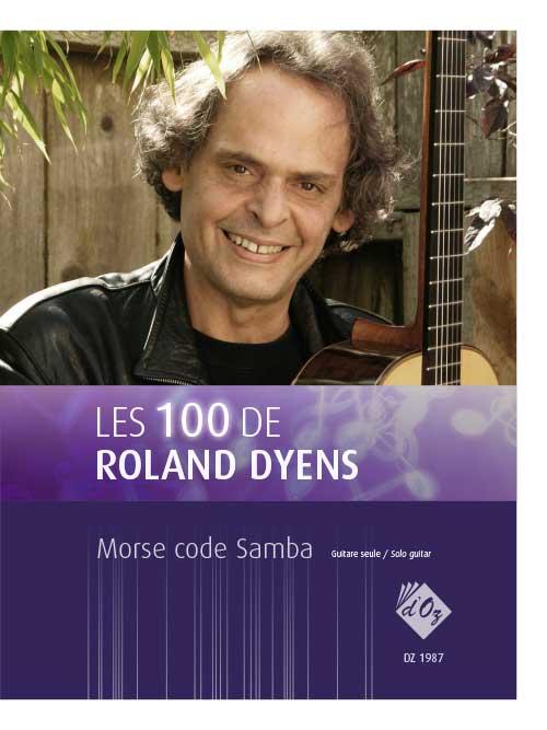 Les 100 de Roland Dyens - Morse code Samba