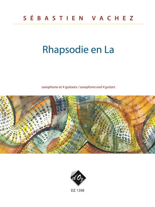 Rhapsodie en La