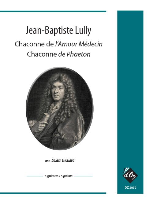 Chaconne de l'Amour Médecin, Chaconne de Phaeton