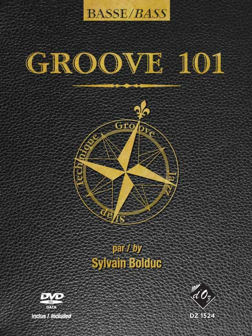 GROOVE 101 (DVD incl.)