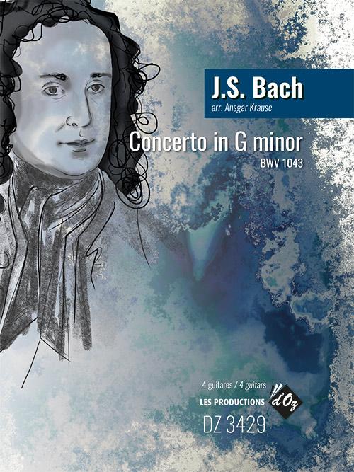 Concerto in G minor BWV 1043