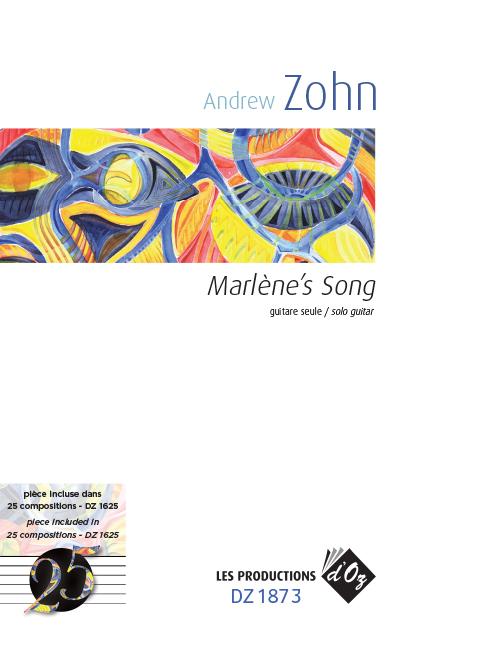 Marlène's Song