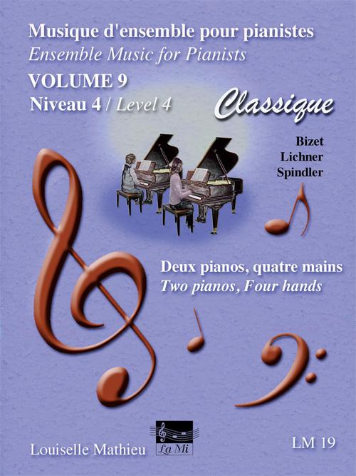 Musique d'ensemble pour pianistes, vol. 9