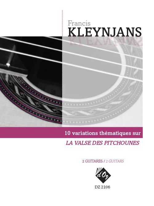 10 variations thématiques sur La Valse des Pitchounes, opus 287