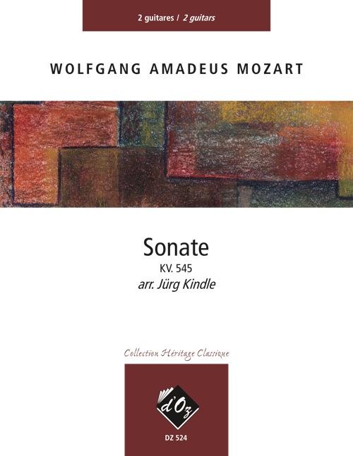 Sonate KV 545