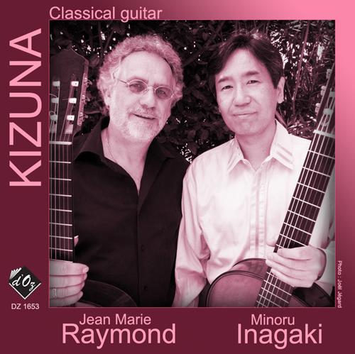 Kizuna (CD) Jean-Marie Raymond, Minoru Inagaki