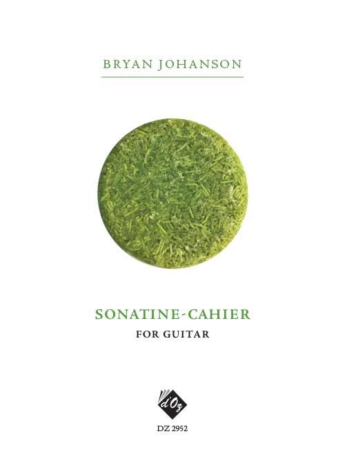 Sonatine - Cahier