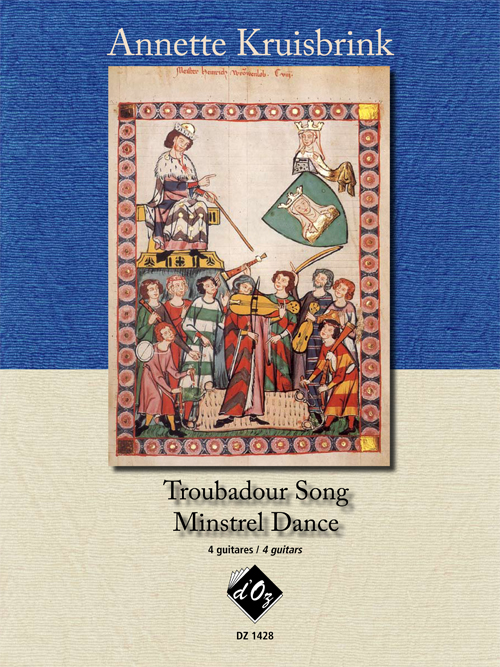 Troubadour Song / Minstrel Dance