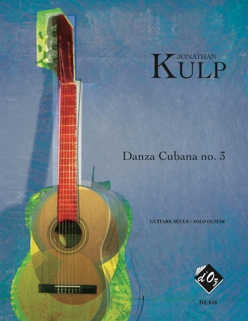 Danza Cubana no. 3