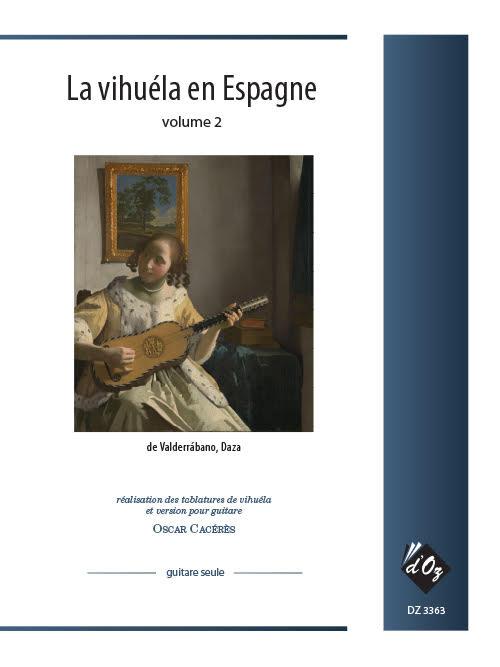La vihuéla en Espagne, vol. 2