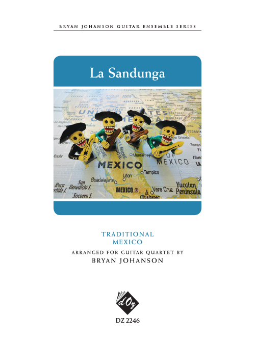 World Tour - La Sanduga - Mexico