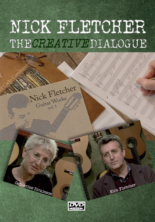 "Nick Fletcher ""The Creative Dialogue"" DVD"