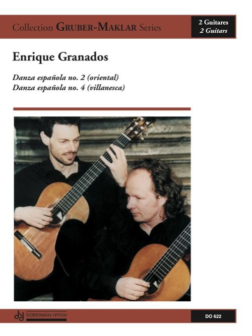 Danza espanola no. 2 (oriental) & no. 4 (villanesca)