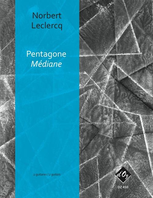 Pentagone - Médiane