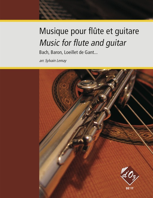Musique pour flûte et guitare