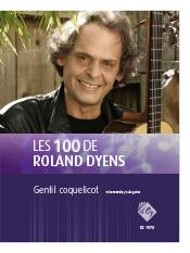 Les 100 de Roland Dyens - Gentil coquelicot