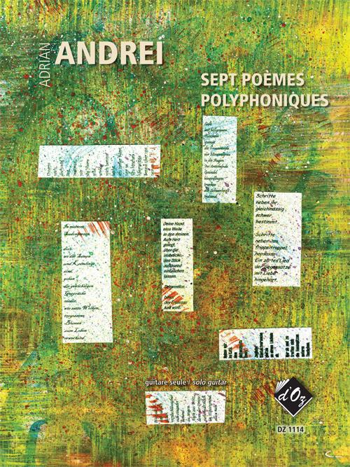 Sept poèmes polyphoniques