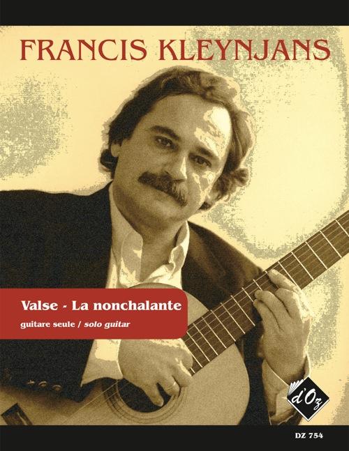 Valse - La nonchalante, opus 206