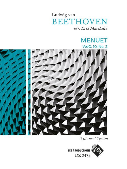 Menuet, WoO. 10, No. 2