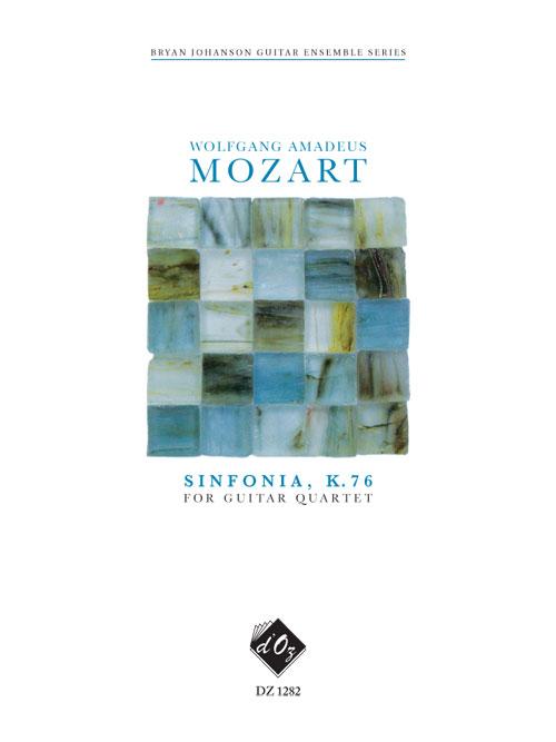 Sinfonia, K. 76