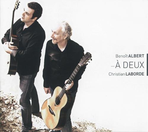 À deux - Benoît Albert et Christian Laborde