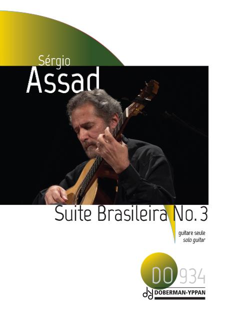 Suite Brasileira No. 3