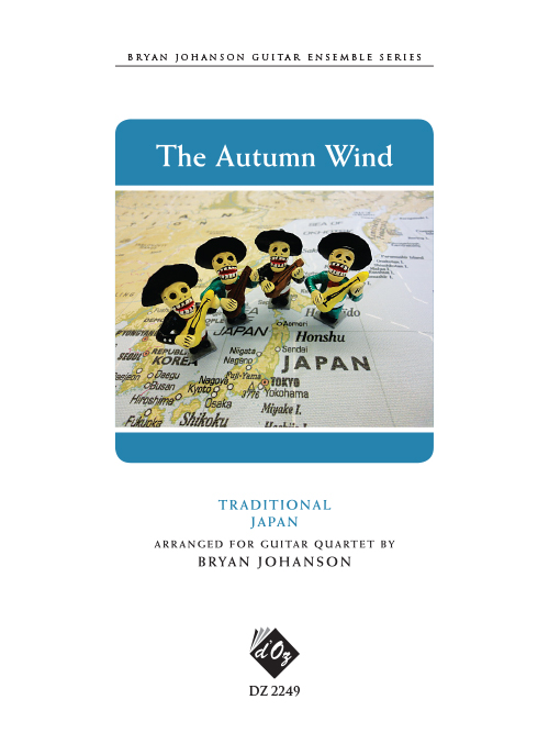 World Tour - The Autumn Wind - Japan