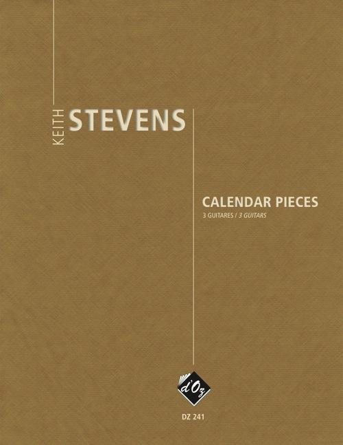 Calendar Pieces (2 livres)