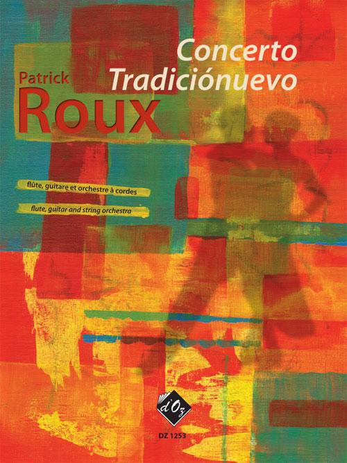 Concerto Tradiciónuevo (score et matériel - PDF)